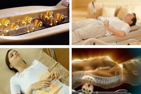 camilla masaje ceragem - Estética 5 Sentidos